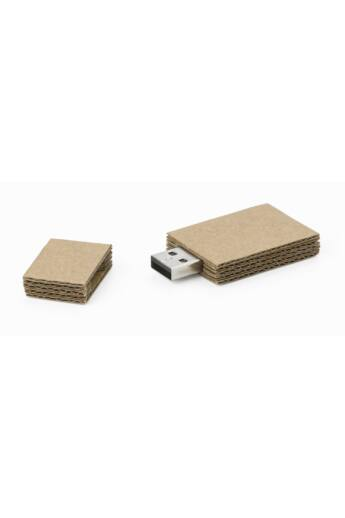 papírtestű pendrive 16 Gb-os